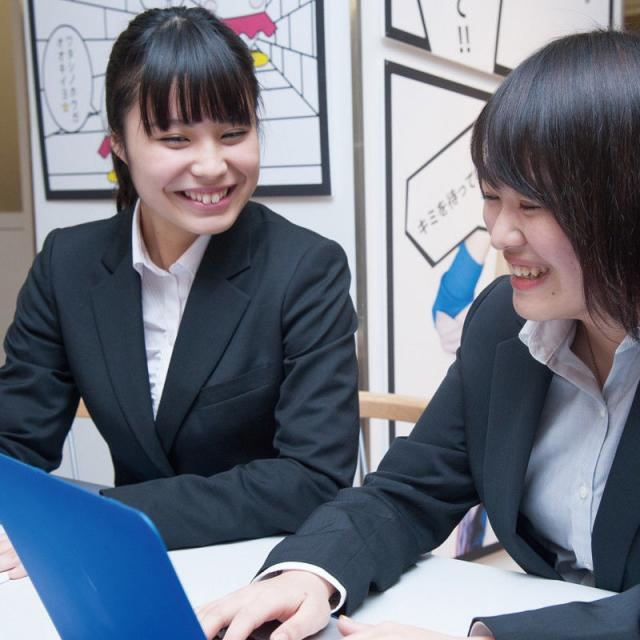専門学校 九州スクール・オブ・ビジネス 5月の体験入学(総合ビジネス)3