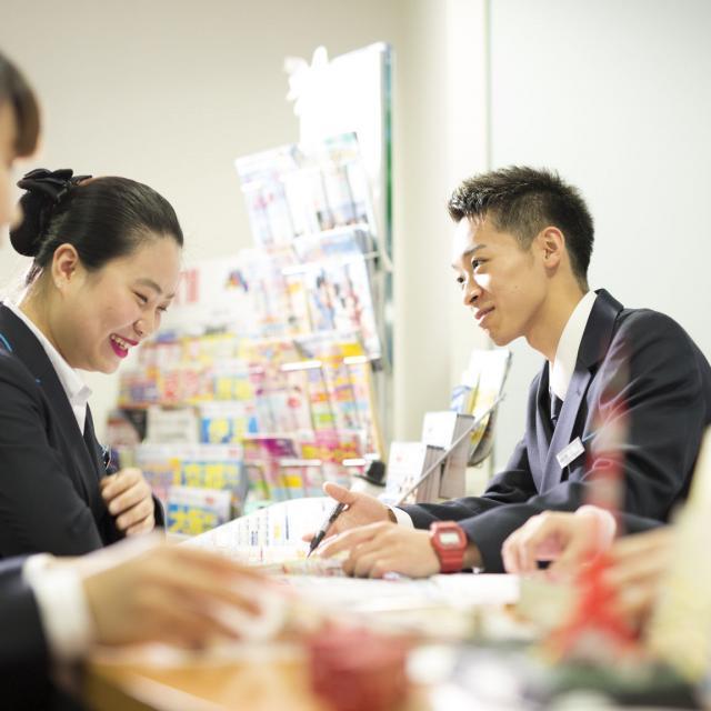 札幌観光ブライダル・製菓専門学校 グローバルに活躍できる「旅」のプロを目指そう!!2