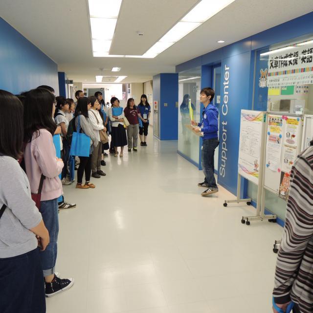 札幌学院大学 授業体験が満載!!「学びLIVE2018」4
