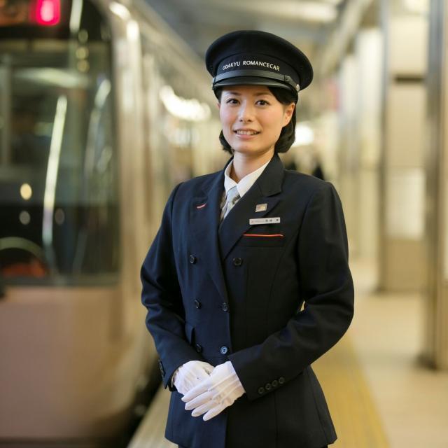 オープンキャンパスに参加しよう♪【鉄道サービス科】