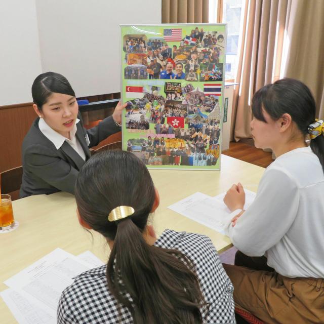 東京YMCA国際ホテル専門学校 ☆学校説明会 2020☆3