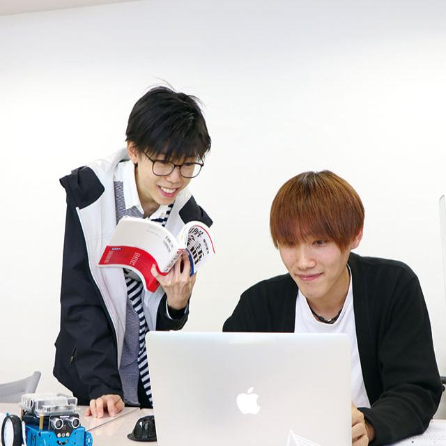 大阪ビジネスカレッジ専門学校 システムエンジニア/プログラマーのお仕事体験1
