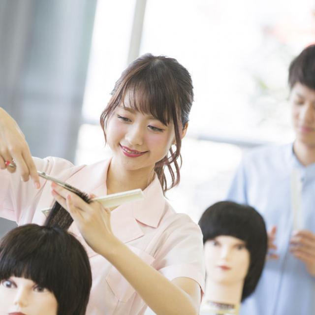 ハリウッド美容専門学校 ★おすすめ★AO入試・学校説明会(来校)3