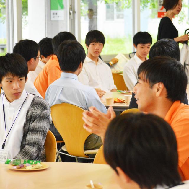 高知職業能力開発短期大学校 オープンキャンパス1