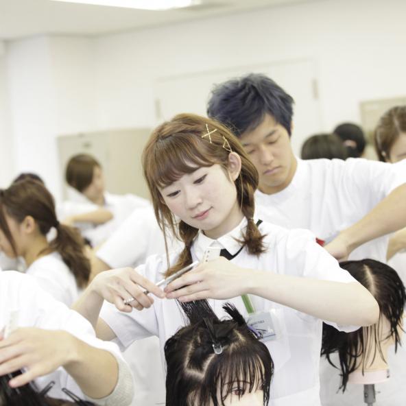 文化 学校 専門 理容 国際 美容