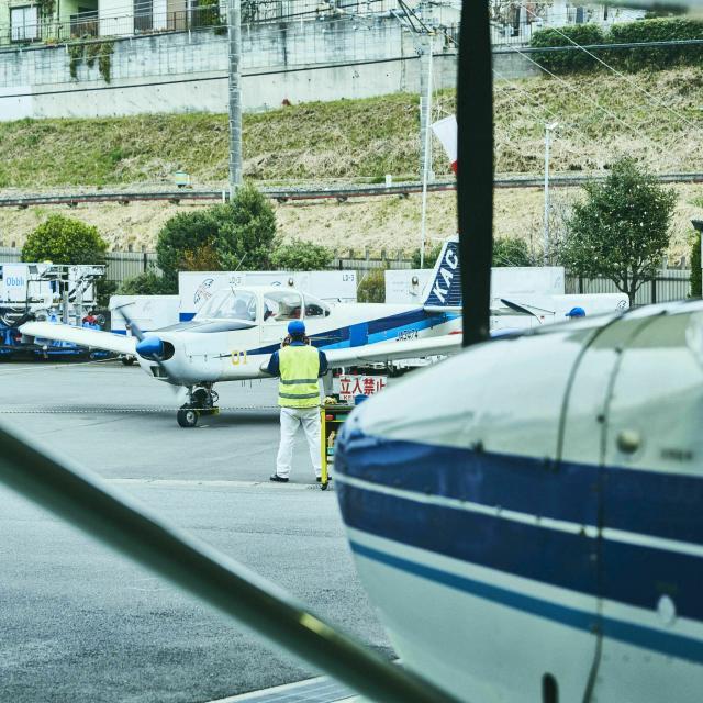 国際航空専門学校 【 高3以上1日2組限定 】 個別相談会・学校見学会3