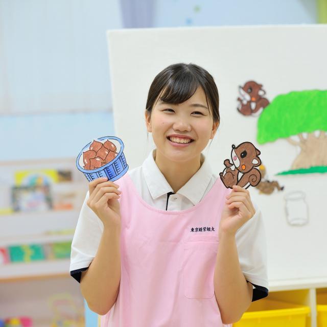 東京経営短期大学 TMC  2019年 オープンキャンキャンパス3