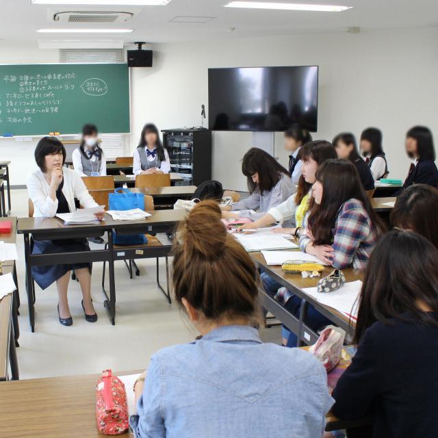 茨城キリスト教大学 大学の授業を公開! 実際の授業を見学できるオープンクラス2