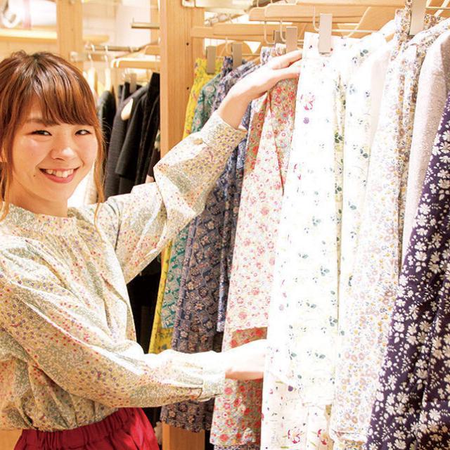 専門学校岡山ビジネスカレッジ ファッション業界のプロから学ぶ★業界の裏側とは!?1