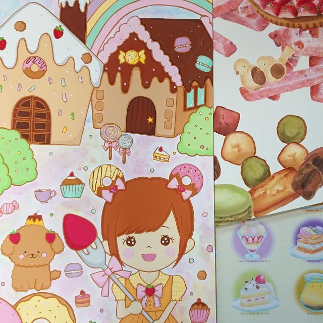 専門学校 札幌デザイナー学院 ≪イラスト・キャラクター専攻≫イラスト描きのコツ教えます♪4