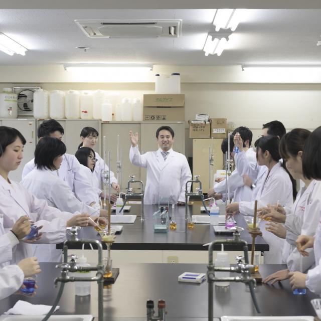 日本分析化学専門学校 1月度  オープンキャンパス☆彡2