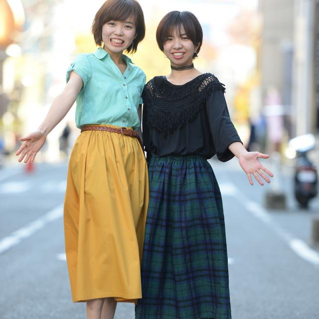 渋谷ファッション&アート専門学校 ワークショップ★2学科3コース3