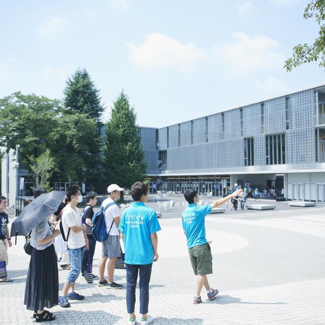 工学院大学 工学院大学 オープンキャンパス2019【八王子キャンパス】3