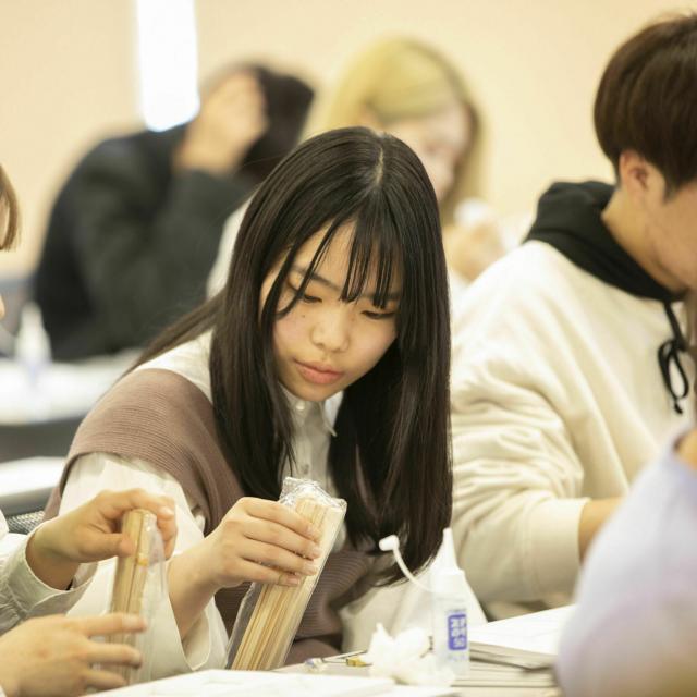 国際理工情報デザイン専門学校 【授業見学会】対象 : 建築設計科2