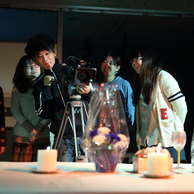 奈良芸術短期大学 7/25実技体験&デッサン指導!1