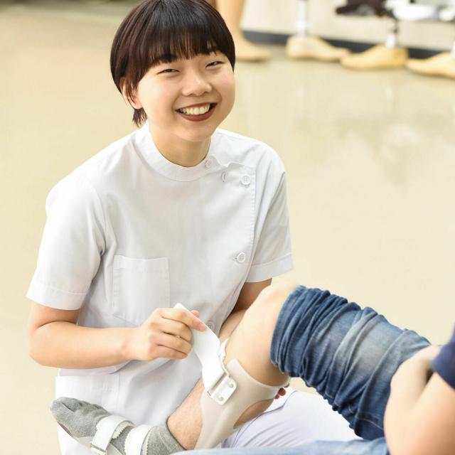 専門学校 日本聴能言語福祉学院 【義肢装具学科】オンラインオープンキャンパス2