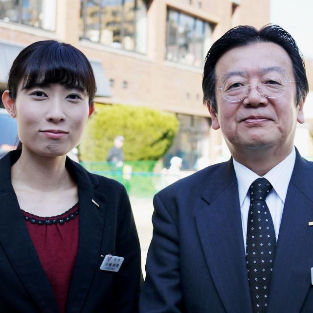仙台YMCA国際ホテル製菓専門学校 出張個別学校説明会 in 福島2