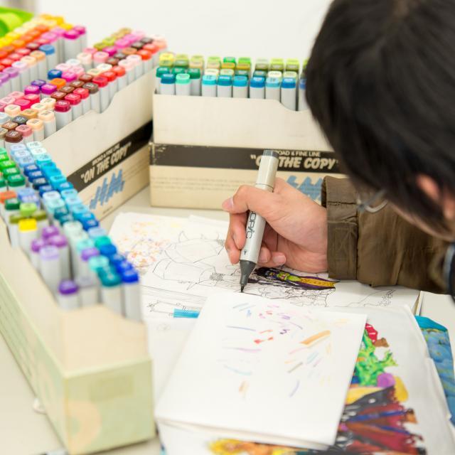 京都芸術デザイン専門学校 【イラストが大好きな方必見!】イラストオープンキャンパス2