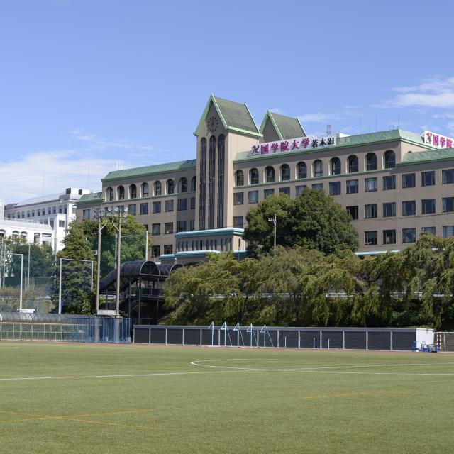 國學院大學 夏のオープンキャンパス1