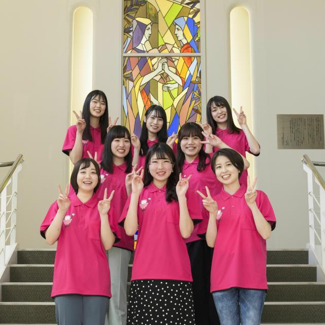 桜の聖母短期大学 【こども保育コース】2021年オープンキャンパス1