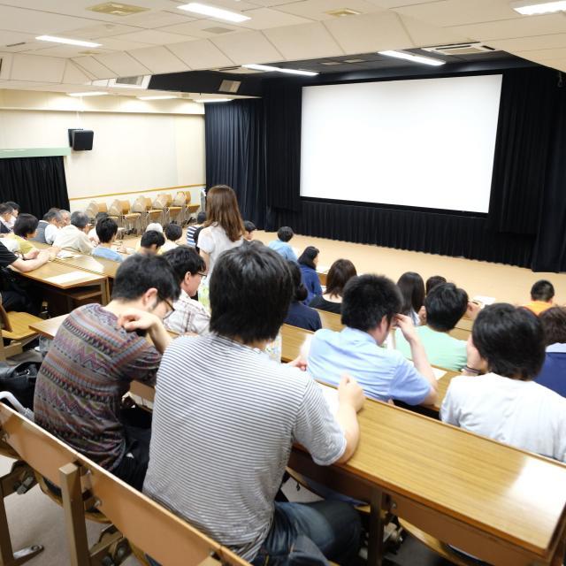 日本映画大学 高校生のための映画上映会1