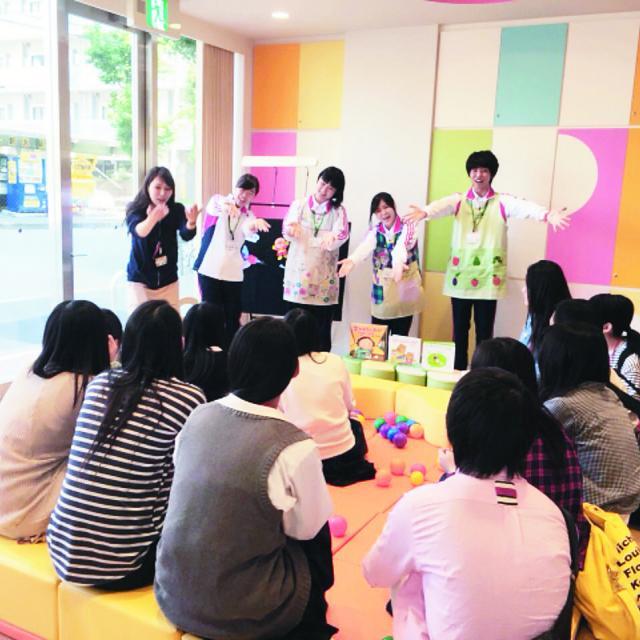 大阪こども専門学校 ◆1日に2つの体験授業ができる!保育よくばりフェス◆4