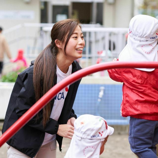 東京YMCA社会体育・保育専門学校 【1年に2回だけ】YMCA保育園・幼稚園 見学ツアー!4