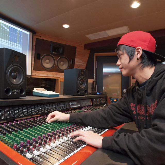 専門学校 九州ビジュアルアーツ 11月の体験入学(ミュージシャン・PA・音楽イベントなど)3