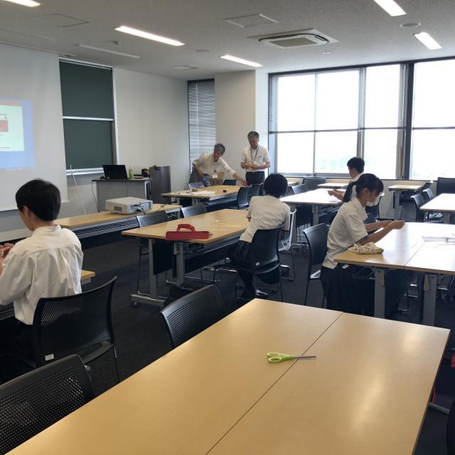 久留米工業大学 2019オープンキャンパス!【ものづくりコンテスト】3