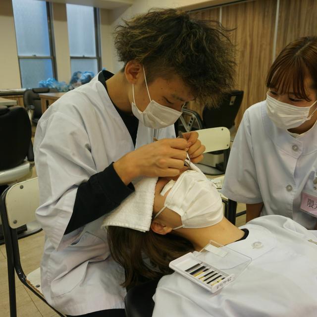 大阪中央理容美容専門学校 出願直前SP♪2