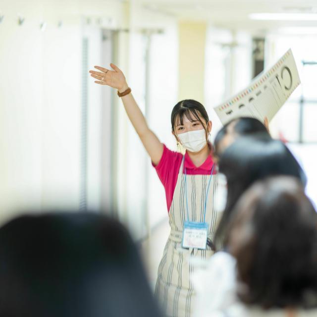 秋草学園短期大学 文化表現学科 『医療事務業務と資格スキル』を受けてみよう!3