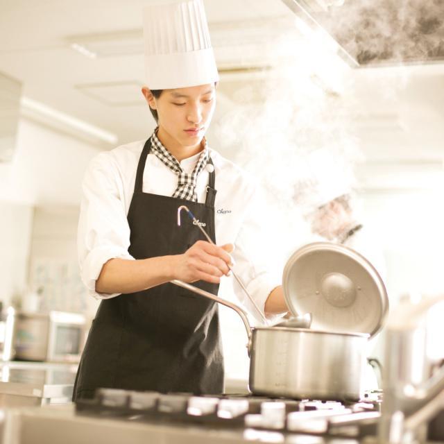 ★調理師体験しよう♪シェパのオープンキャンパス★