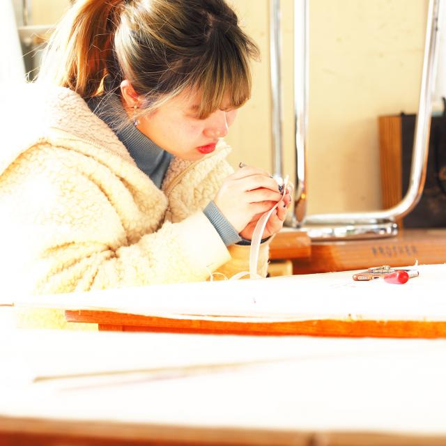香蘭ファッションデザイン専門学校 【全学科】進級作品展&学校説明会同時開催!!3