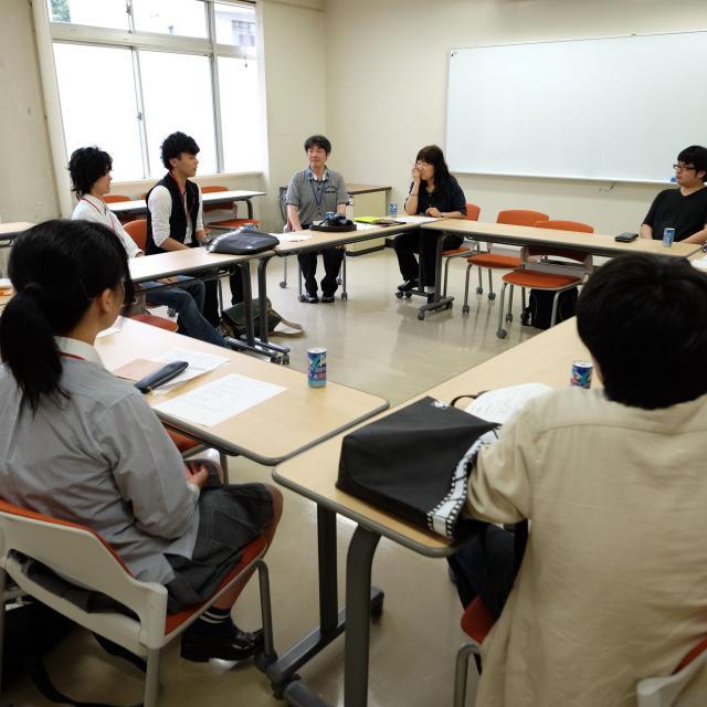 日本映画大学 アクセス・デイ [1日大学生体験]3