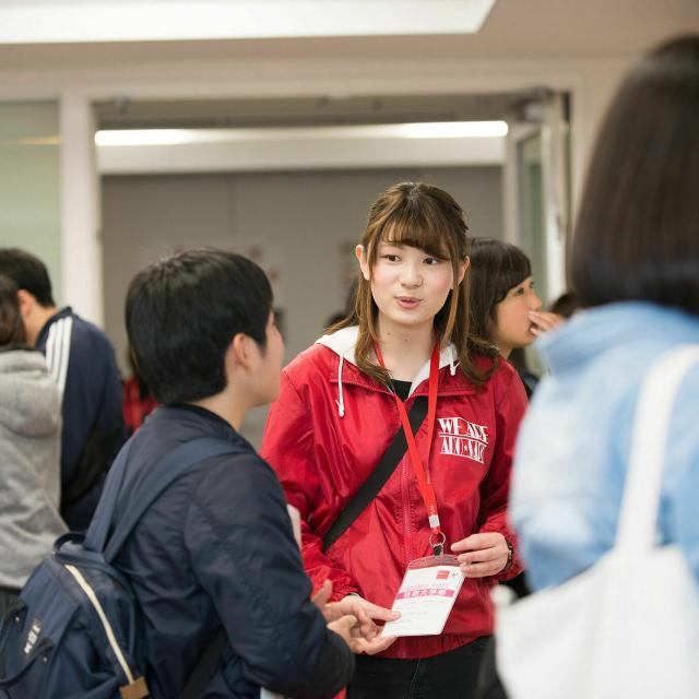 龍谷大学 秋のオープンキャンパス4