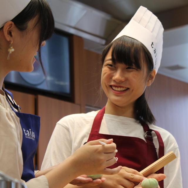 京都製菓製パン技術専門学校 スイーツFES*春休みSP*1