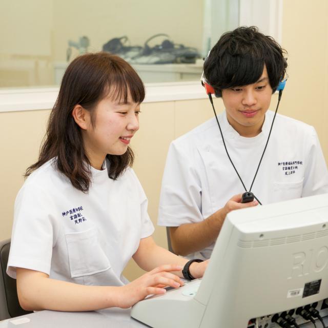 神戸医療福祉専門学校三田校 【言語聴覚士科】高2歓迎!お仕事体験フェス1