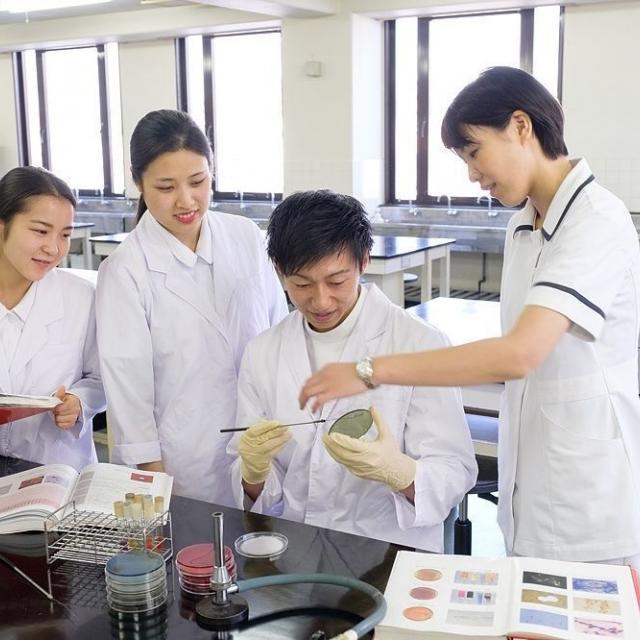 日本医療学院専門学校 国家資格をとろう! 学校見学会・入試説明会へ☆3