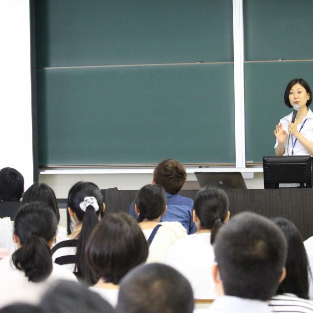 帝塚山大学 オープンキャンパス3