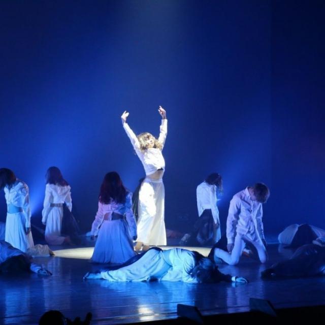 専門学校 名古屋ビジュアルアーツ ダンスを仕事にしよう☆ダンサー専攻の体験入学4