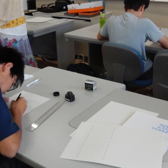 岡山商科大学専門学校 2018オープンキャンパス2