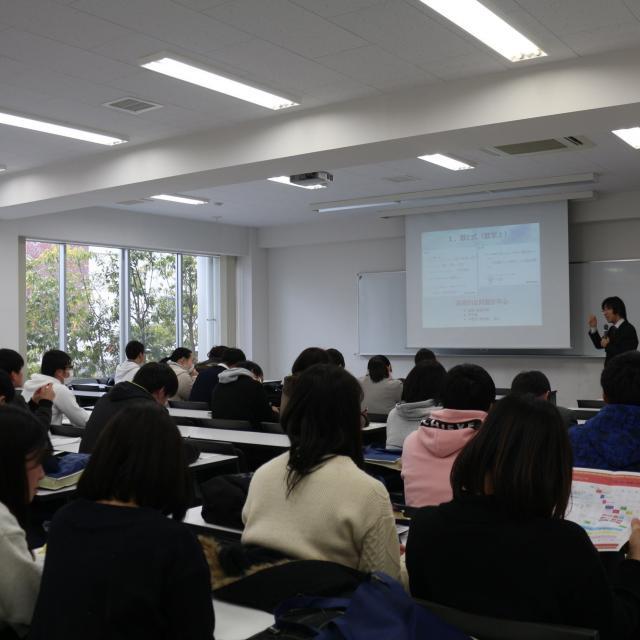 日本医療科学大学 入試直前相談会20191