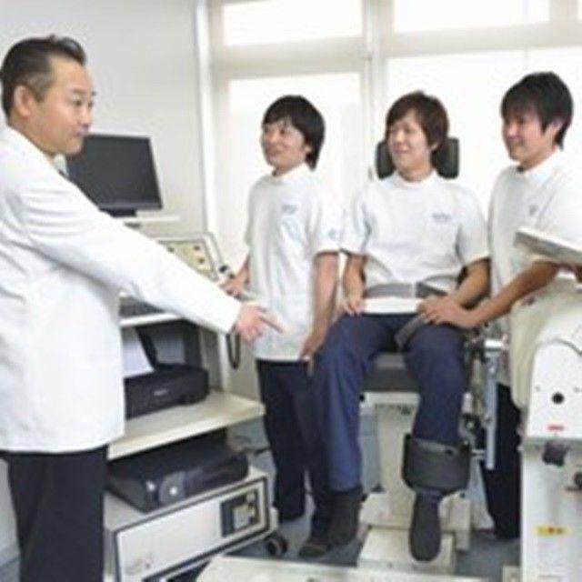 福岡天神医療リハビリ専門学校 【理学療法士】を目指している方へ1