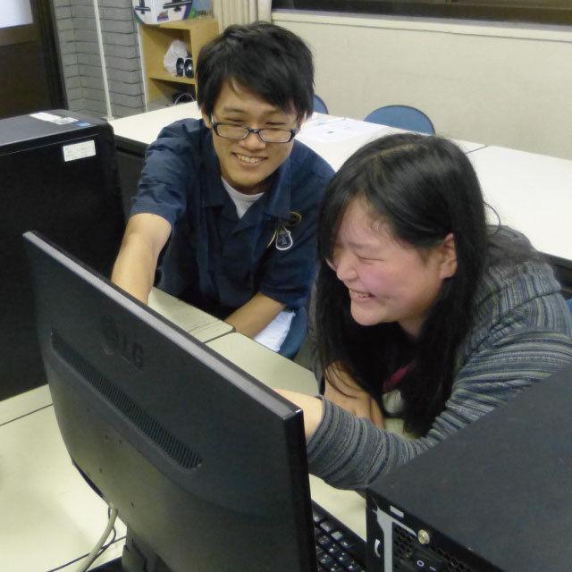 専門学校松山ビジネスカレッジ ビジネス校 【情報システム】オープンキャンパス9/221