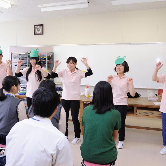 旭川荘厚生専門学院 オープンキャンパス(看護学科)2