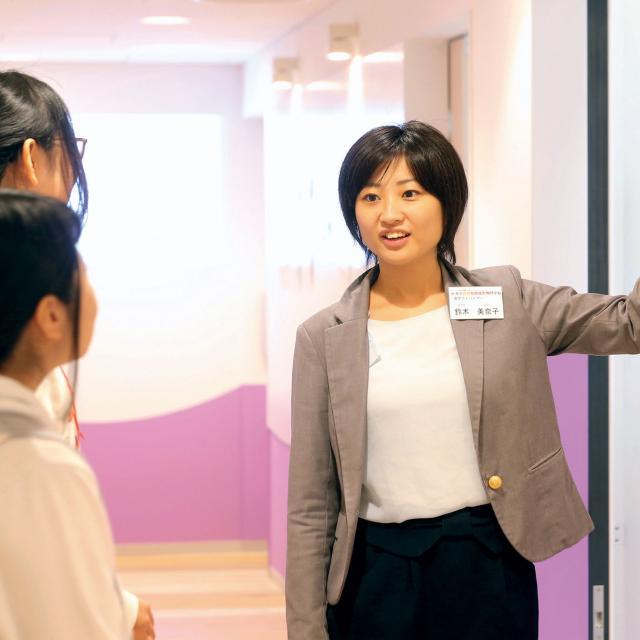 東京保育医療秘書専門学校立川校 初めて参加する人におすすめ!学校説明会・オープンキャンパス1