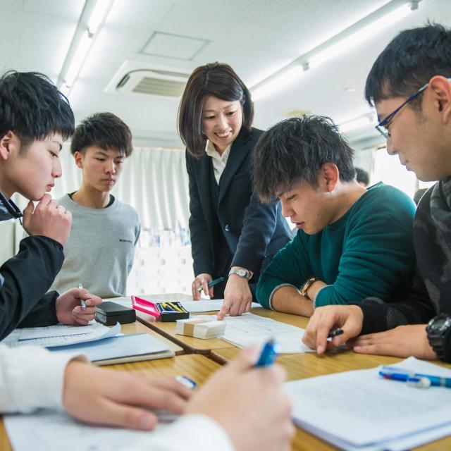水戸経理専門学校 【行政情報学科】公務員への第一歩!2