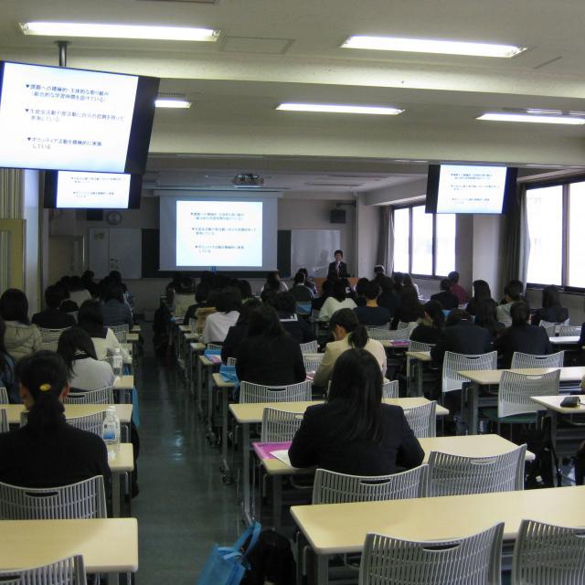 埼玉医科大学短期大学 第4回 ~オープンキャンパスに行ってみよう~3