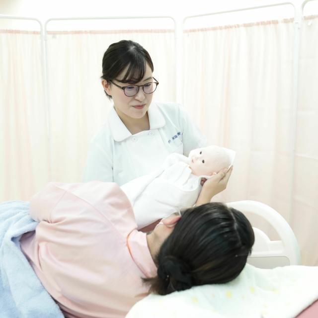 晃陽看護栄養専門学校 ☆助産学科☆2021オープンキャンパス1