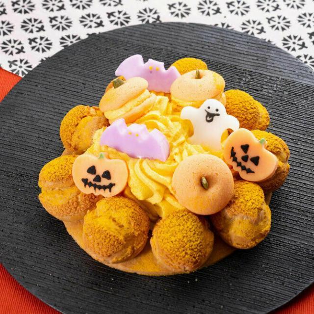 日本菓子専門学校 【1日】製菓体験コース・ハロウィンスペシャルイベント1
